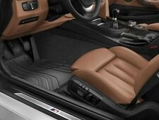 BMW All-Weather Front Car Floor Mats F32 F33 F36 51472285311 right hand drive