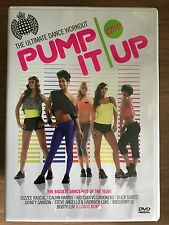 Ministry of Sound ~ 2010 PUMP IT UP ~ Exercise / Fitness Routine | UK DVD