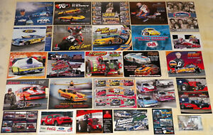"""""""HUGE"""" COLLECTION OF """"80"""" DIFFERENT IHRA/NHRA ODD CLASS DRAG RACING HANDOUTS!!!"""