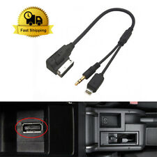 Cable Interfaz Audio AMI MMI MDI AUX Adaptador Audi VW para Apple iPhone 5 6 7 8