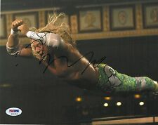 Mickey Rourke Signed Wrestler Authentic Autographed 8x10 Photo (PSA/DNA) #K03156