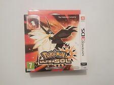 Pokemon Ultra Sol Edicion Especial  Nintendo 3DS pal España NUEVO NEW 2DS/2DSxl