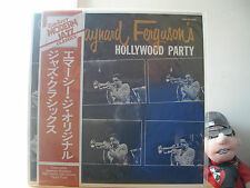 "MAYNARD FERGUSON - HOLLYWOOD PARTY - EMARCY-EXPR-1005 - IMPORT JAPAN - ""SEALED"""