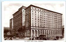 *1930s Mount Royal Hotel Montreal Canada Vintage Photo Postcard C74