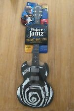 Paper Jamz Guitar Series 1 Style 6 - NEW IN ORIGINAL FACTORY WRAP - HARD TO FIND