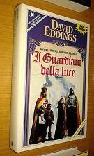DAVID EDDINGS-I GARDIANI DELLA LUCE-SPERLING & KUPFLER-1a EDIZIONE 1989-SR26