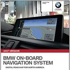 BMW Navigation MAP UPDATE 2018 LIFETIME FSC CODE+MAP DATA Europe+North America