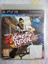 "Kung Fu Rider Jeu Vidéo ""PS3"" Playstation 3"