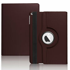 For New iPad 9.7 2018 6th Generation 360° Rotate Magnetic PU Leather Stand Case