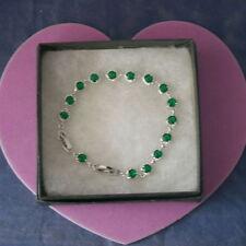 Emerald Lab-Created Fine Jewellery