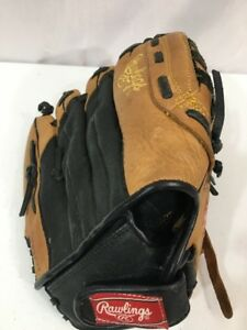 Rawlings Player Preferred 11 1/2 Inch Left Baseball Glove gold Glove Co ESBE29