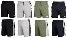 Adidas Herren Shorts Kruze Hose Jogginghose Essentials 3-Stripes SJ