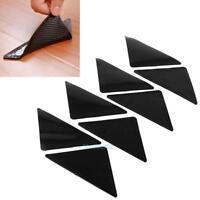 8Pcs Non Slip Rug Carpet Mat  Silicone Grippers Anti Skid Pad For Bathroom Car