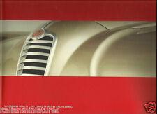 Alfa Romeo Sustaining Beauty 225 Page Hardback Book 2001 Unused From New