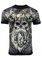 Konflic Viking Warrior Norseman MMA T Shirt