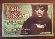 Lord of the Rings Fellowship of the Ring Mini Metal Figurines Games Workshop