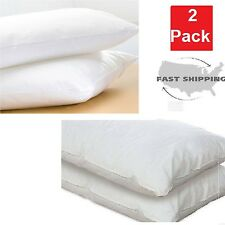 bed pillows king size set microfiber comfort sleep 36 x 20 2 pack