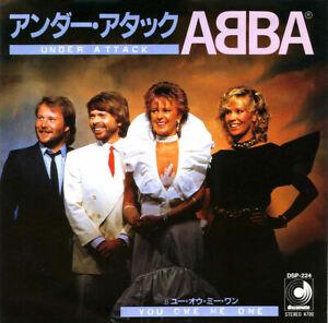 ABBA - Under Attack (Japan 1982)