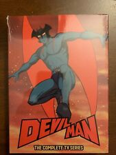 Devilman Original TV Series DVD Discotek Media Anime 39 Episodes