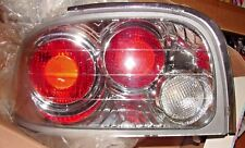 94-98 FORD MUSTANG ALTEZZA TAIL LIGHTS CHROME 95 96 97 1994 1995 1996