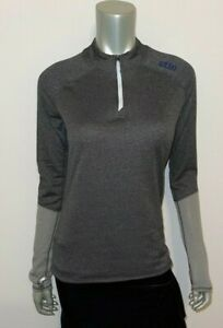 STIO MOUNTAIN NEW Basis Power Wool Zip Neck Hybrid Baselayer Shirt sz M $119