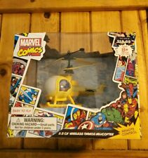 New listing Marvel Comics 2.5 Ch Wireless Thanos Helicopter -Remote Control- Easy to Fly Nib