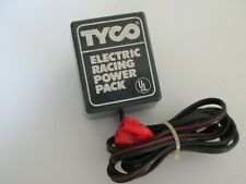 TYCO Electric Racing Power Pack Model 610 Power Supply Adaptor Tested GOOD