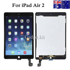 LCD Display+Touch Screen Glass Panel Digitizer Assembly For iPad Air 2 Black