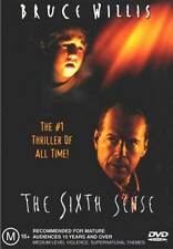 The Sixth Sense * NEW DVD * Bruce Willis Haley Joel Osment Donnie Wahlberg