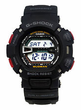 Casio G9000-1V G-Shock Mudman Digital Grey Dial Black Resin Band Sport Watch
