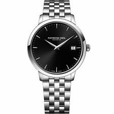 Raymond Weil 5588-ST-20001 Men's Toccata Black Quartz Watch