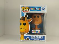 Geoffrey the Giraffe Funko POP! Vinyl Figure Toys 'R' Us Exclusive Ad Icons #12