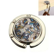 Metal Foldable Bag Purse Hook Bag Hanger Purse Hook Handbag Holder Shell Bag