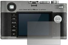 Leica M-E (Typ) 240 Blickschutzfolie matt Schutzfolie Folie Display Schutz dipos