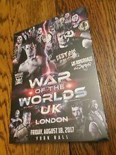 Roh Wrestling Dvd Brand New Sealed War Of The Worlds Uk London