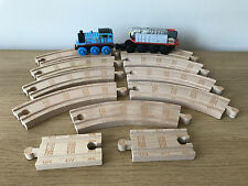 Thomas & Friends Wooden Train Set Learning Curve ELC includes Jet Engine