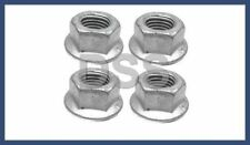 Genuine BMW Set of 4 Control Arm Eccentric Bolt NUTS NEW OEM 525 528 530 540 645