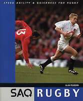 Rugby: Speed, Agility and Quickness for Rugby (SAQ)-ExLibrary