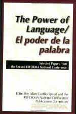 The Power of Language/El poder de la palabra: Selected Papers from the-ExLibrary