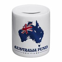 Australia Fund Novelty Ceramic Money Box