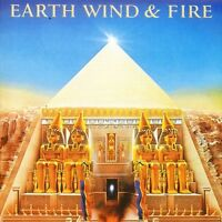 Earth, Wind & Fire, Earth Wind & Fire - All N All [New CD]