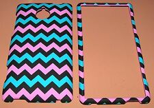 Colorful HARD Shell Snap on case for HTC Windows Phone 8XT new in pack