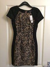 Warehouse Polyester Animal Print Dresses for Women