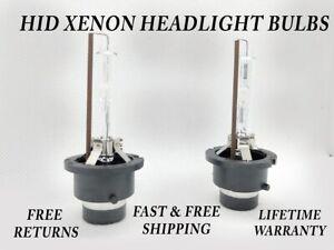 8000K Ice Blue HID Xenon Headlight Bulb for Volkswagen Rabbit 2006-2009 Low Beam