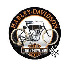 "Harley-Davidson® 1000 Piece Vintage Motorcycle Puzzle Bar & Shield (26.5"") 6044D"
