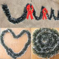 2m Girlande Lichterkette Deko Weihnacht Licht Weihnachtsgirlande Tannengirlande