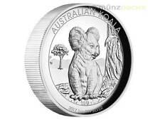 1 $ Dollar Koala High Relief Australien 1 oz Silber Silver Proof PP 2017
