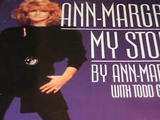 ANN MARGRET MY STORY HARD COVER BOOK DUST JACKET 1994 ELVIS PHOTOS READ ONCE OOP