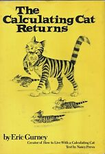The Calculating Cat Returns by Eric Gurney 1978 Hbdj