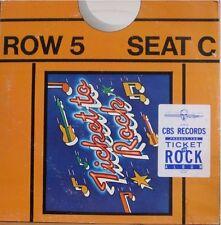 Ticket für Rock, Ozzy Osbourne Nova White Label Promo LP